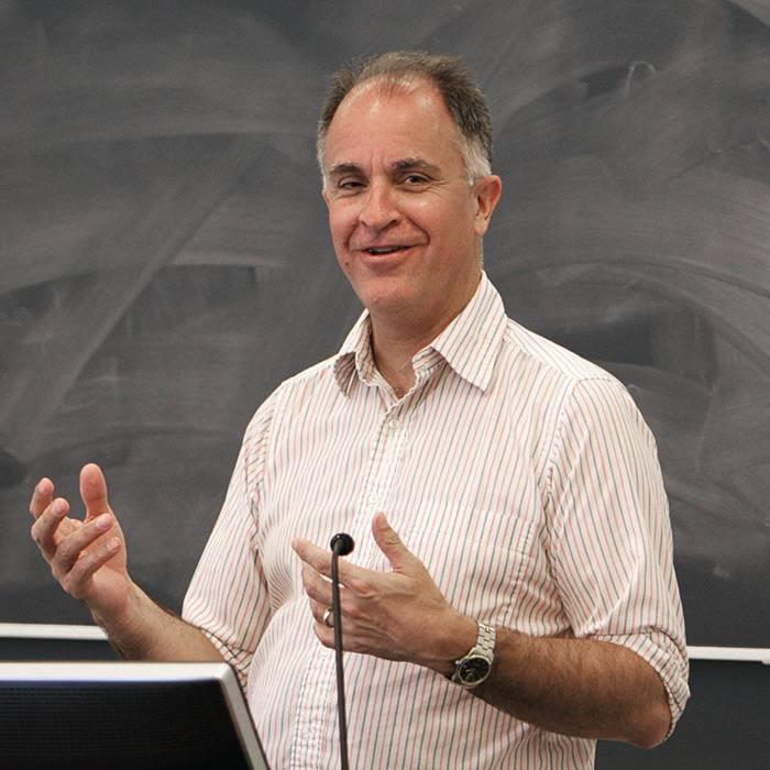 Cryptocurrency expert Professor David Yermack