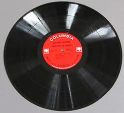 'My Funny Valentine' vinyl record