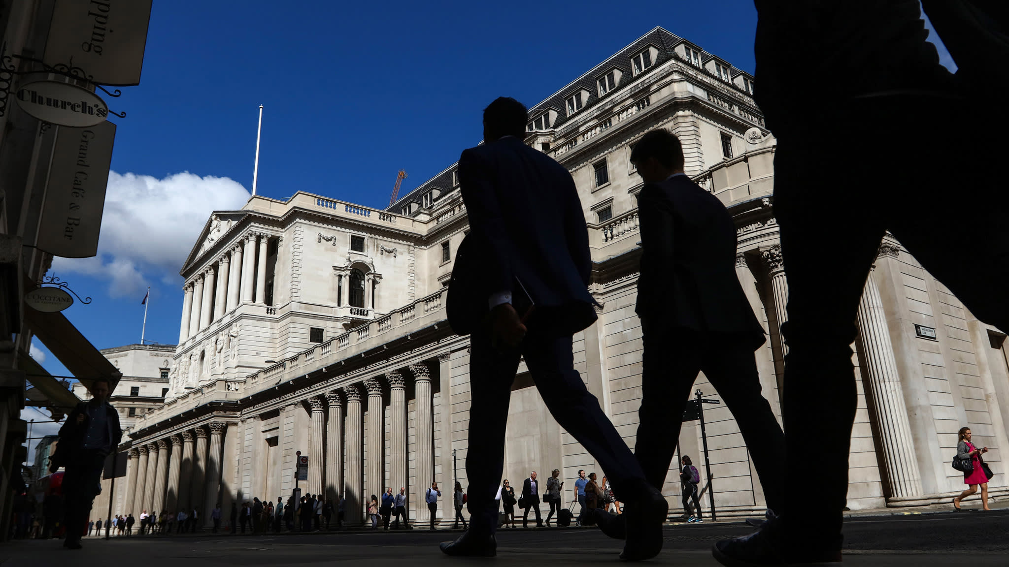UK fiscal policy should take over from the printing press | Financial Times
