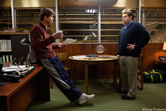 moneyball movie analysis Read common sense media's moneyball review, age rating who refashioned baseball by trusting statistical analysis as the movie saying about the world.