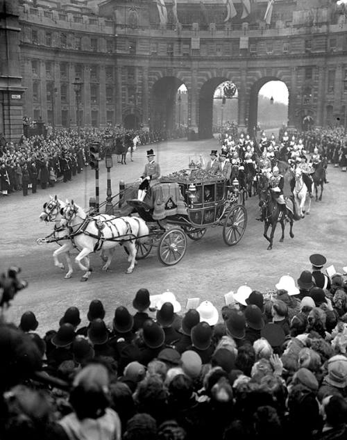 Why London's Admiralty Arch is more than just a grand