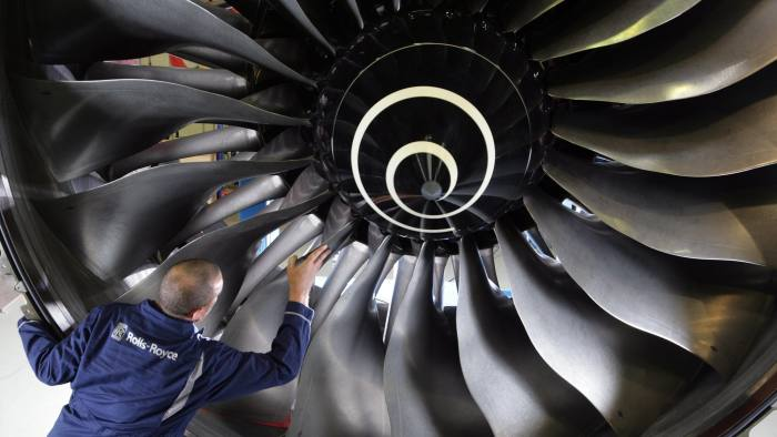 Rolls-Royce plays it by the book with £4 6bn pre-tax loss