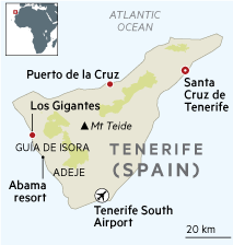 Tenerife's new image as a high-end golfing and foodie