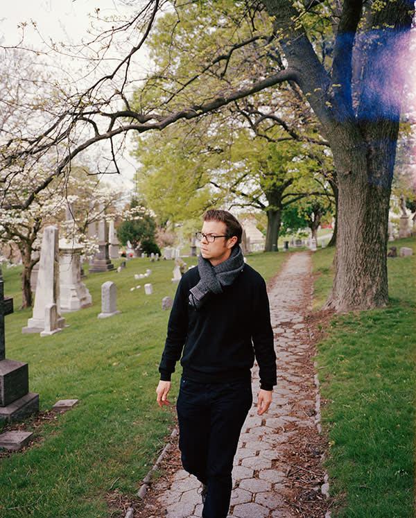 Novelist Ben Lerner