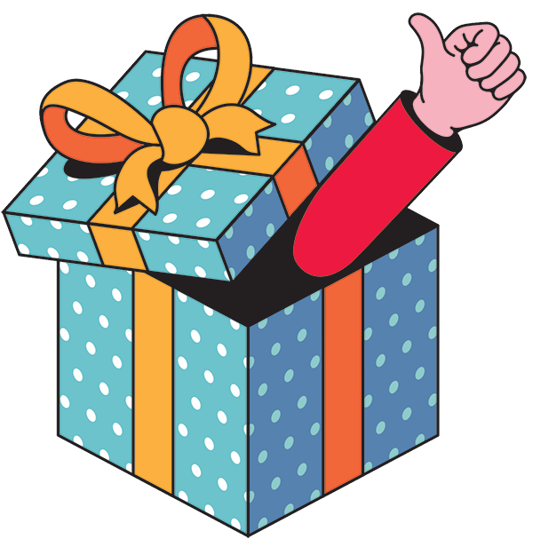 The economist's guide to gift-giving. '