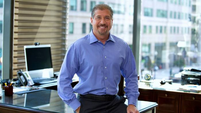 Mark Weinberger, global chairman and chief executive of EY