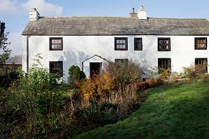 Day's home in Shap, Cumbria