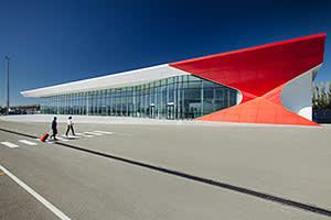 Kutaisi airport, Georgia