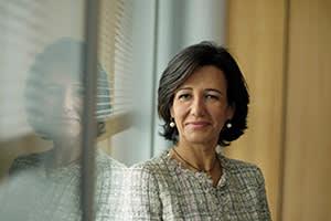 Ana Botín, executive chair, Santander Group