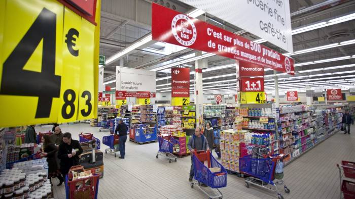 Eurozone inflation hits highest level in more than two years