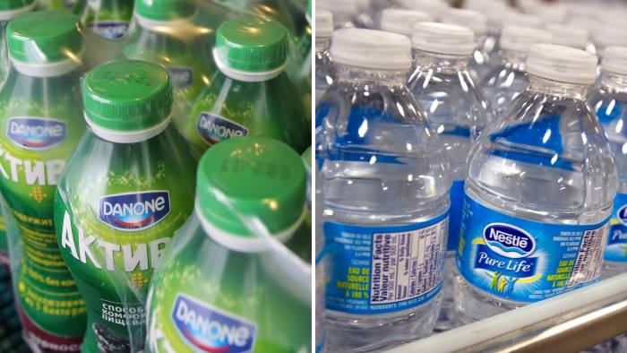 Nestlé and Danone team up to produce green plastic