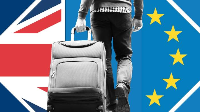 The report suggests it is possible that more eastern Europeans have left the UK than arrived
