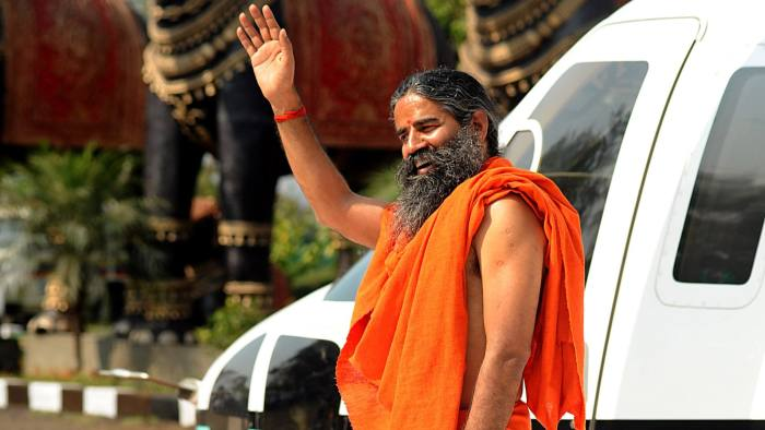 Indian guru Baba Ramdev expands into private security