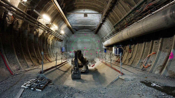 A new deep geological waste repository is being planned half a kilometre underground near the town of Bure in eastern France