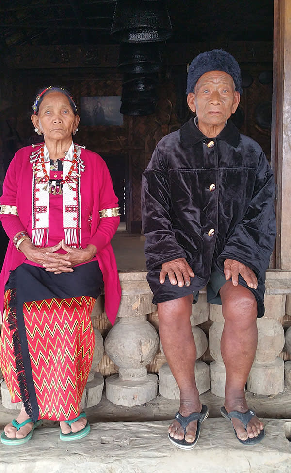 The last of Nagaland's headhunters | Financial Times