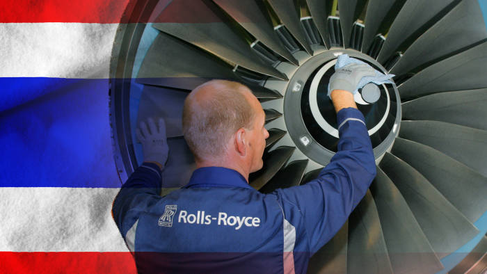 Rolls-Royce scandal puts Thailand military rulers under spotlight