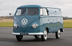An early VW Type 2
