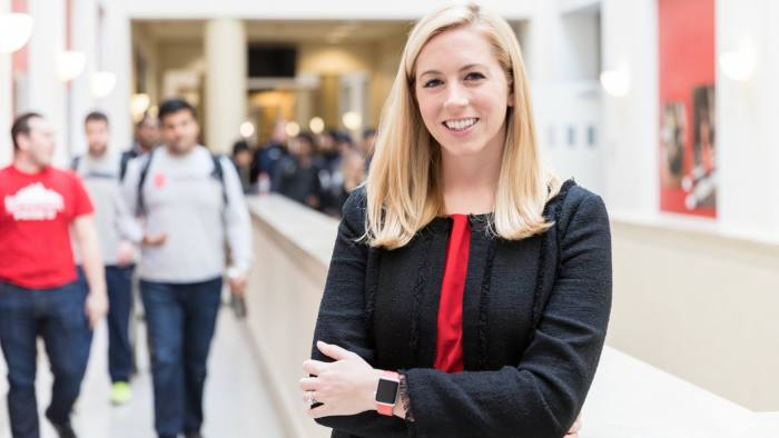 Anna Lawrence, Tepper School of Business from PR