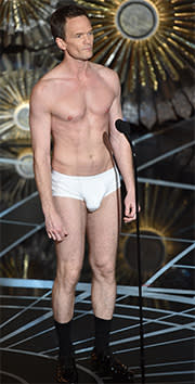 Last year's host Neil Patrick Harris