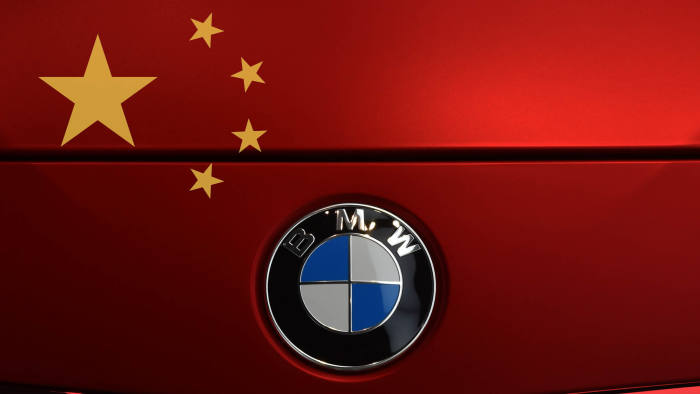 Bmw Goes For Pole Position In Fast Growing Chinese Car Market