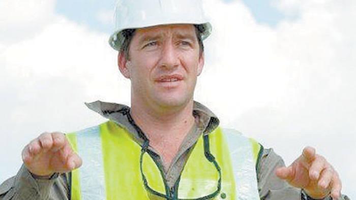 Howard Marsden, a Warwick Business School DLMBA student