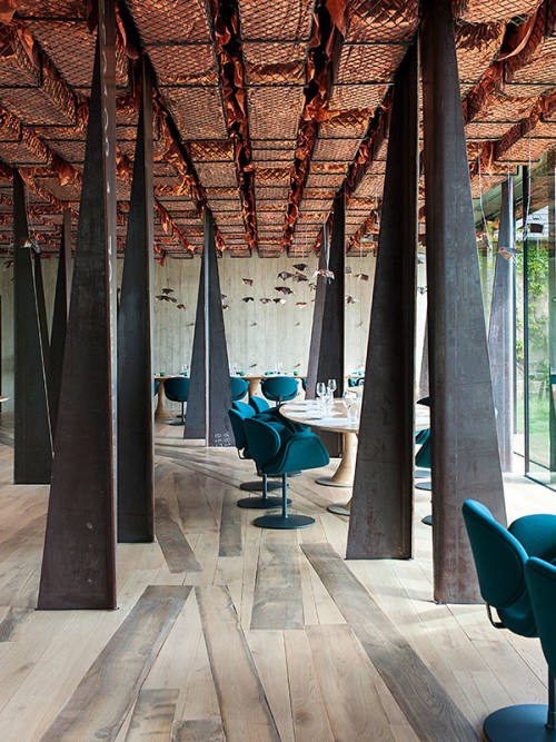 Maison Troisgros Adventurous And More Relaxed Financial Times