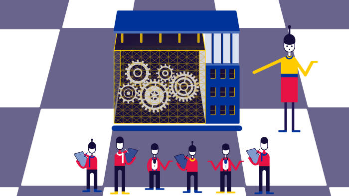 Future of Europe illustration