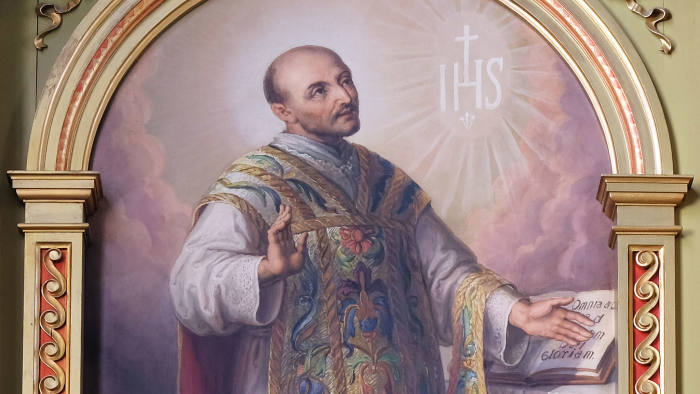 Inspirational: St Ignatius Loyola's principles created a huge and resilient international organisation