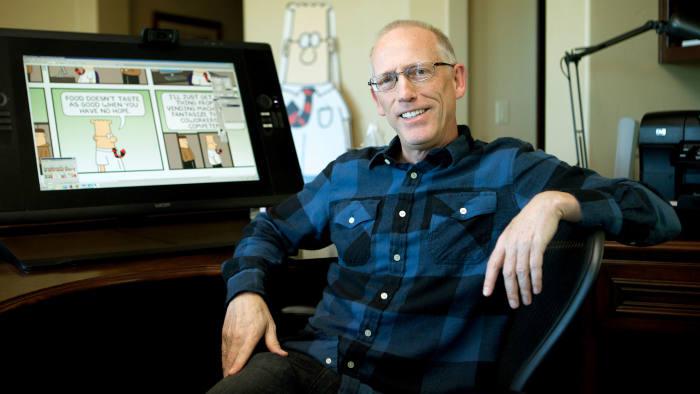 Scott Adams, Dilbert creator