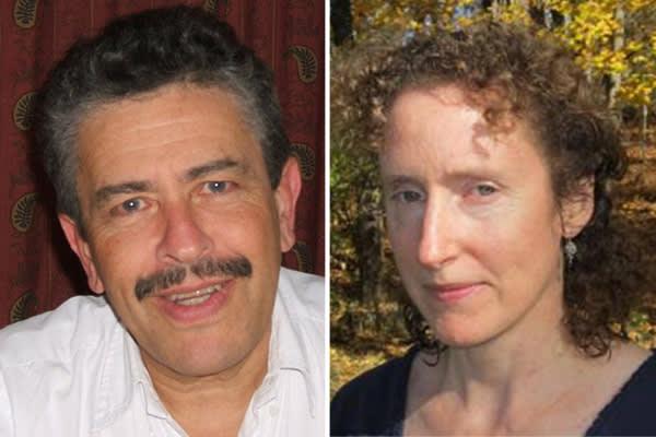The 2017 Man International shortlisted translators: Nicholas de Lange (Amos Oz's Judas); Charlotte Mandell (Mathias Enard's Compass)