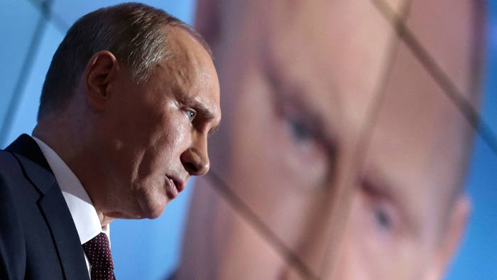 Exploiting Xenophobia Is Bad Politics For Putin Financial Times
