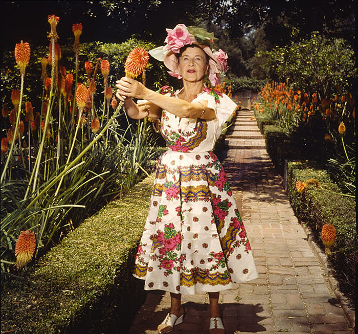 b83f36611f7 Lotusland  California s theatrical garden shaped by a diva ...