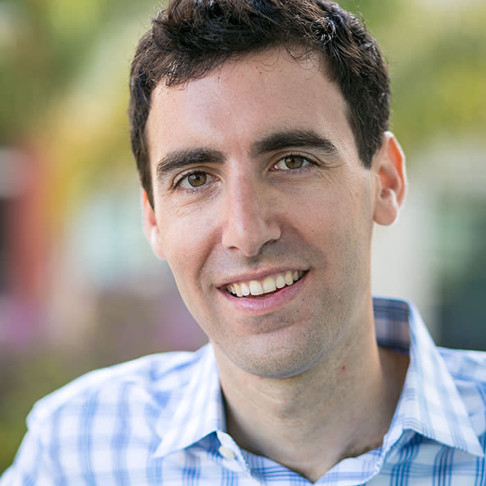 Wide appeal: Kaggle's Anthony Goldbloom has seen interest in machine learning come from areas such as physics, computer science, classical statistics, bioinformatics and chemical engineering