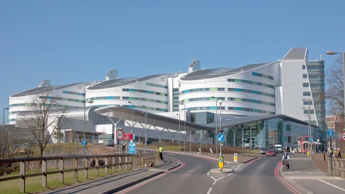 Queen Elizabeth Hospital Birmingham, Edgbaston, Birmingham