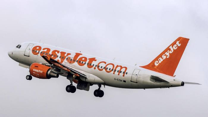 EasyJet shares climb on boost from HSBC upgrade | Financial Times