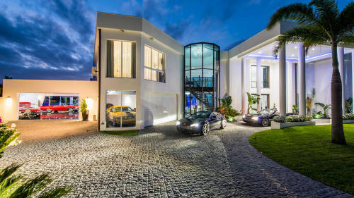 Five Houses With Super Garages For Supercars Financial Times