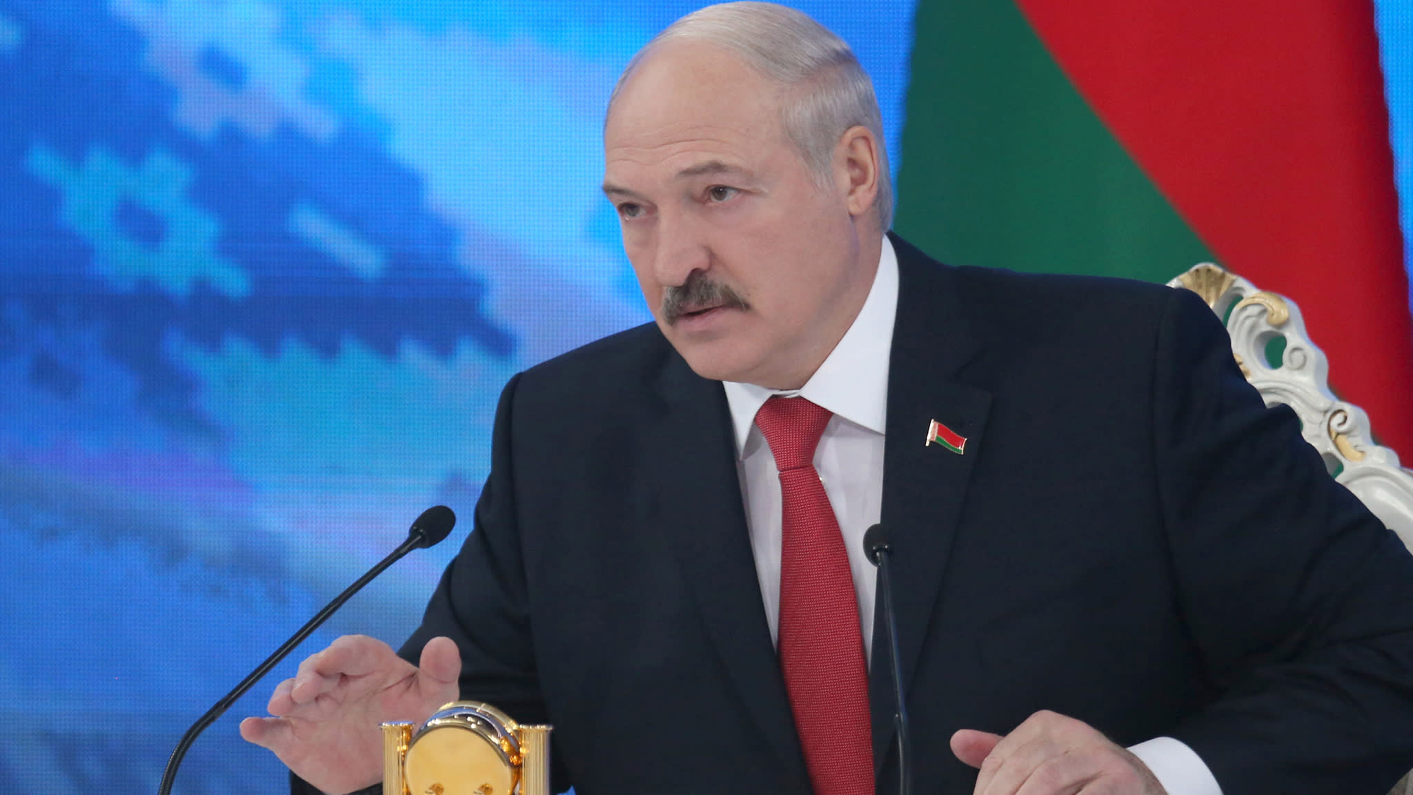 Belarus President Lukashenko blames protests on foreign spies | Financial Times