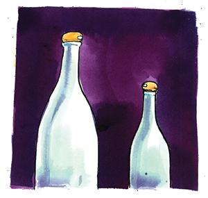 Illustration for Jancis Robinson's column