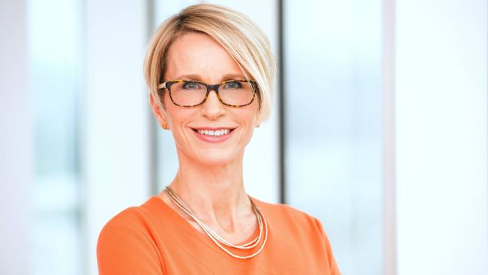 Emma Walmsley: the new CEO of GlaxoSmithKline was promoted from running the pharmaceuticals company's consumer healthcare division