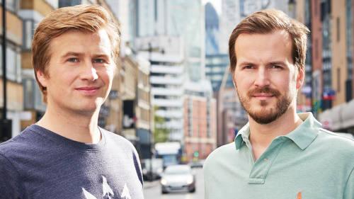 Top European tech entrepreneurs   Financial Times