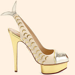 Charlotte Olympia's Catch of the Day shoe