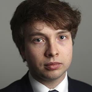 Sebastian Payne, digital comment editor, FT.