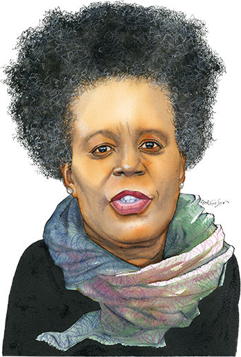 Poet Claudia Rankine on studying whiteness, and the age of