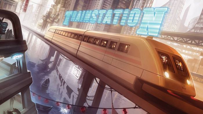 Slovakia's Pixel Federation develops the Train Station Facebook game