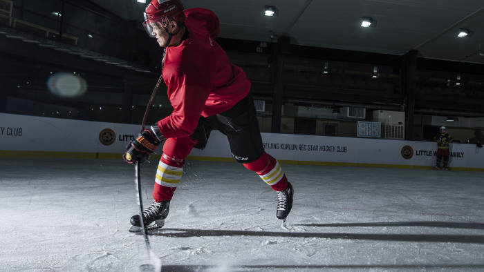Can Russia Help China Crack Men S Pro Ice Hockey Financial Times