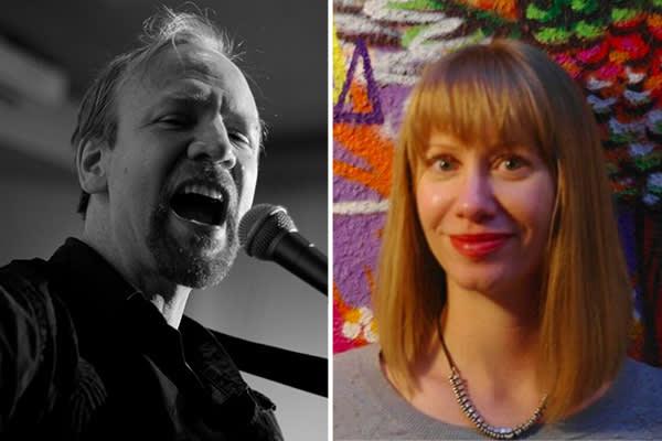 The 2017 Man International shortlisted translators: Misha Hoekstra (Dorthe Nors' 'Mirror, Shoulder, Signal'); Megan McDowell (Samanta Schweblin's 'Fever Dream')