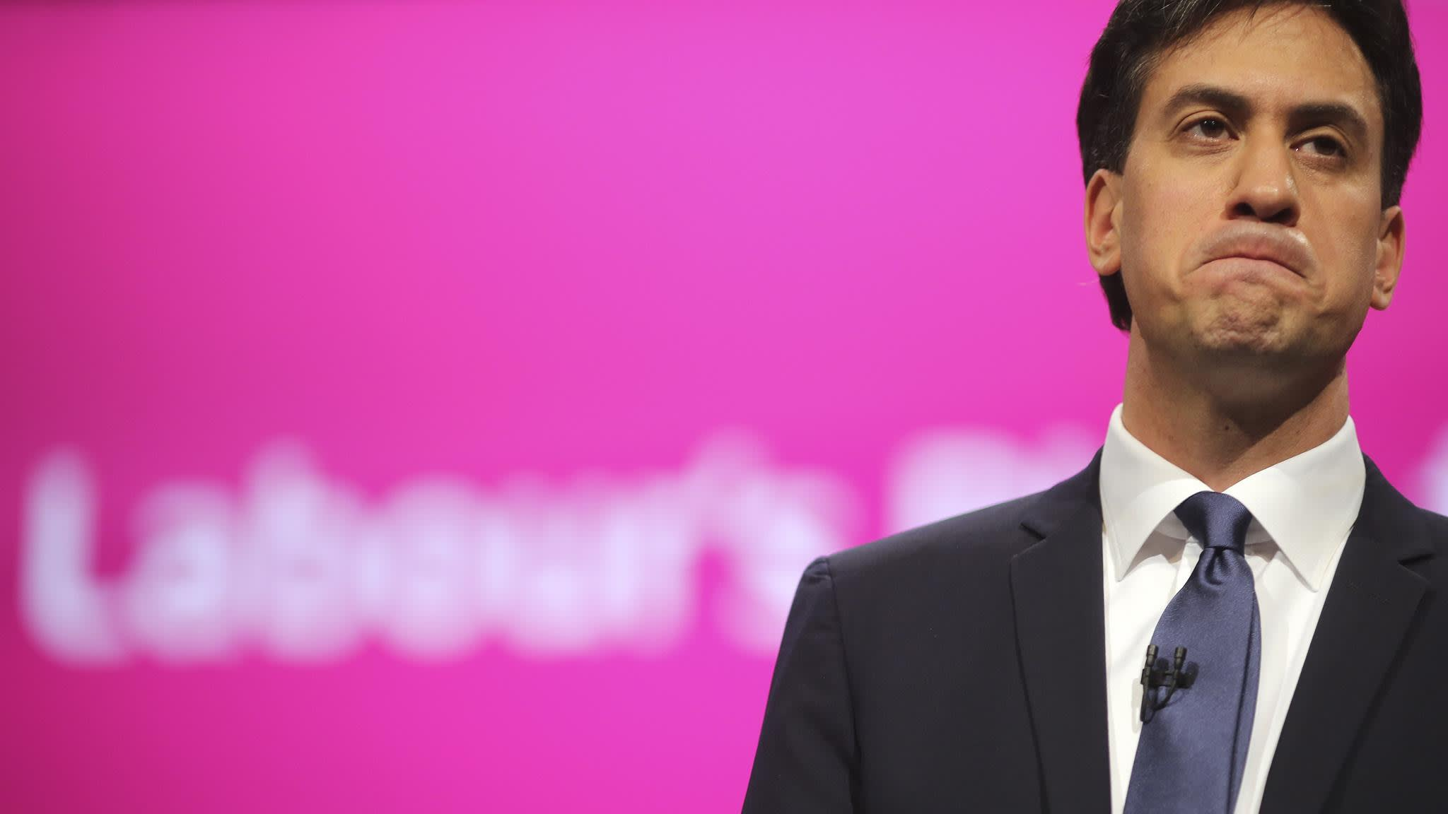 Miliband seeks to shore up leadership as poll puts Tories ahead | Financial Times
