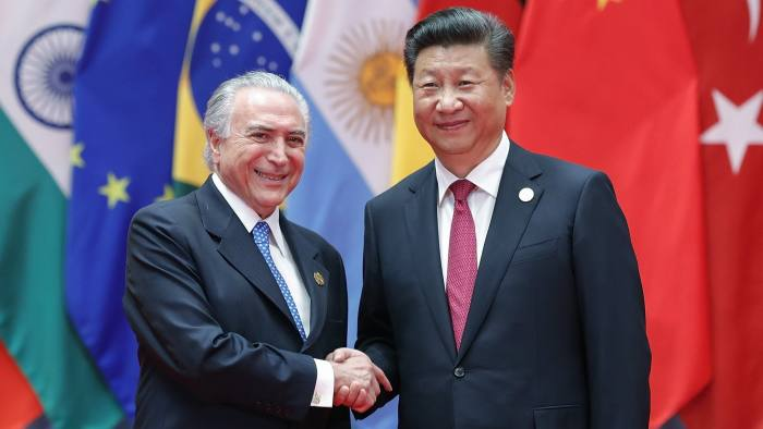 Brazil's vulnerability is a big opportunity for Chinese