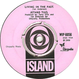 'Living in the Past' record