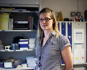 Becky Taylor, manager, West Midlands crime co‑ordination team